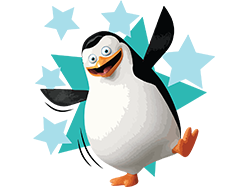 Photofy Partner - Penguins of Madagascar