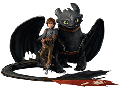 Photofy Partner - How to Train Your Dragon