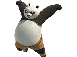 Photofy Partner - Kung Fu Panda